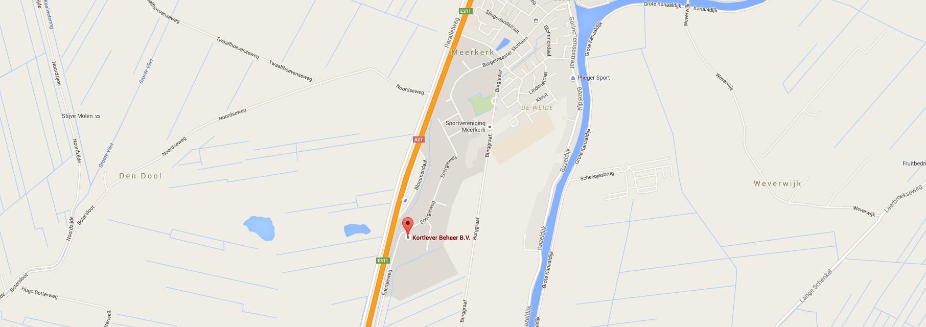 Map Meerkerk Energieweg 33