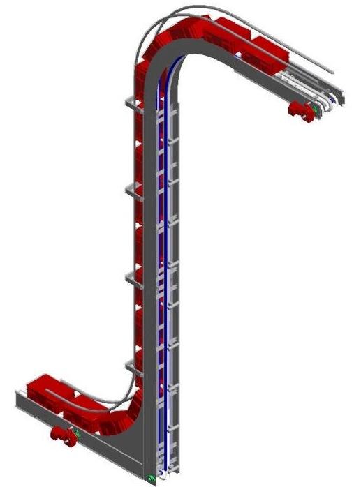 Kortlever S-lift