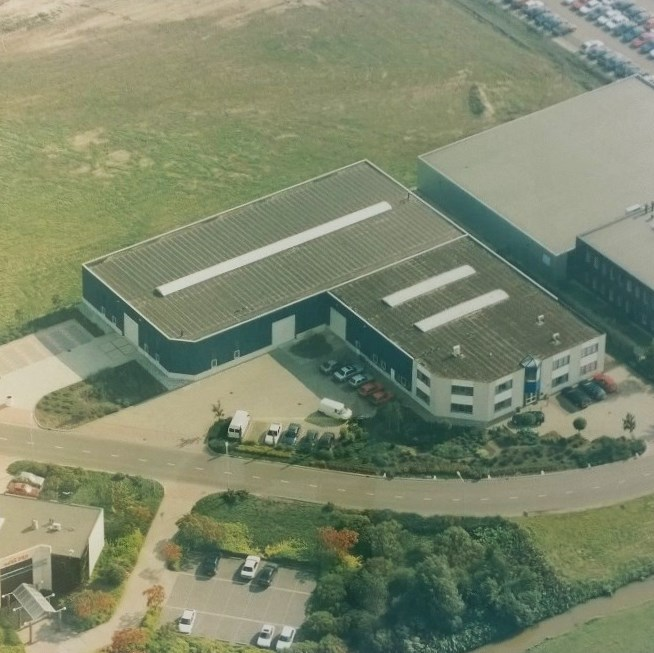 1996 - Company building Kortlever