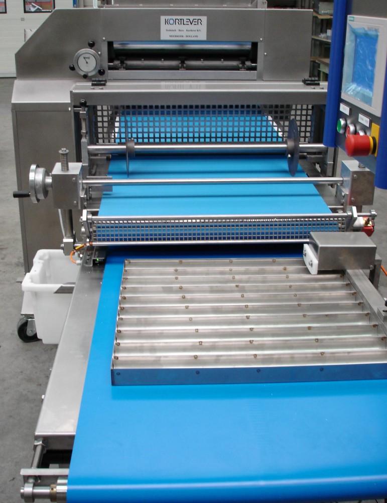 Kortlever sheeting line A