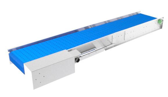 Kortlever universal conveyor system straight