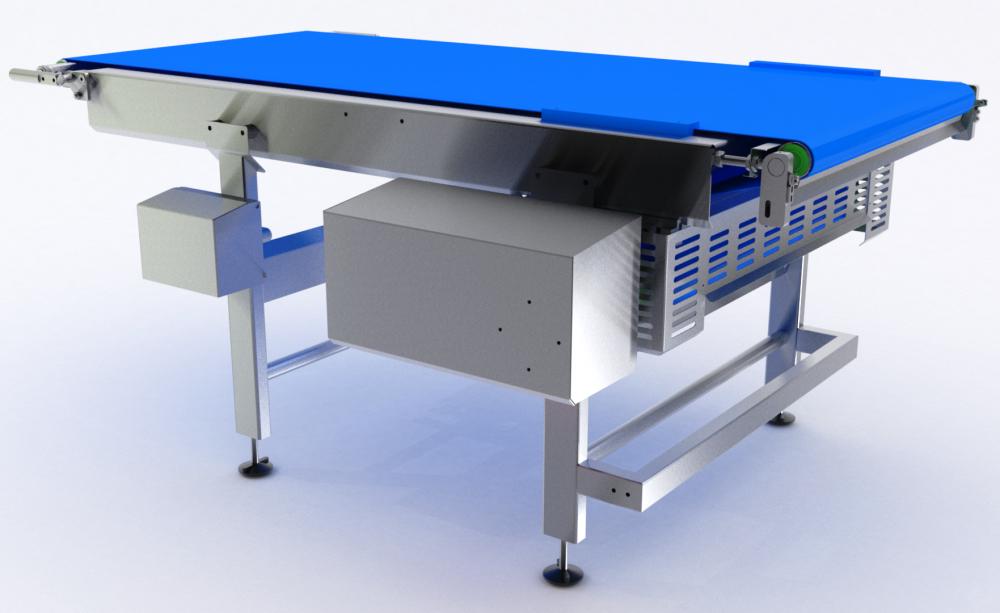 Kortlever universal conveyor system