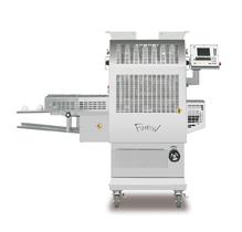 Rheon encrusting machine