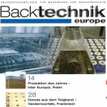 Backtechnik 2015
